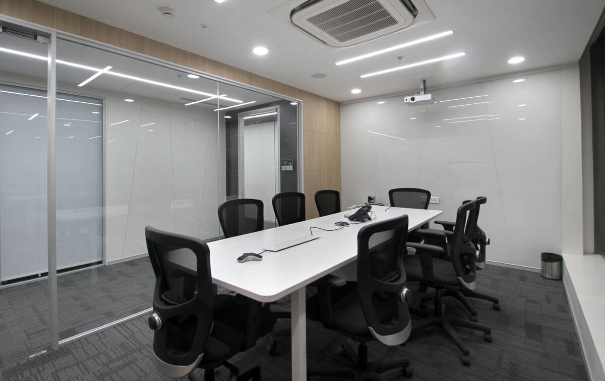Rajapushpa Business Centre | Bookofficenow