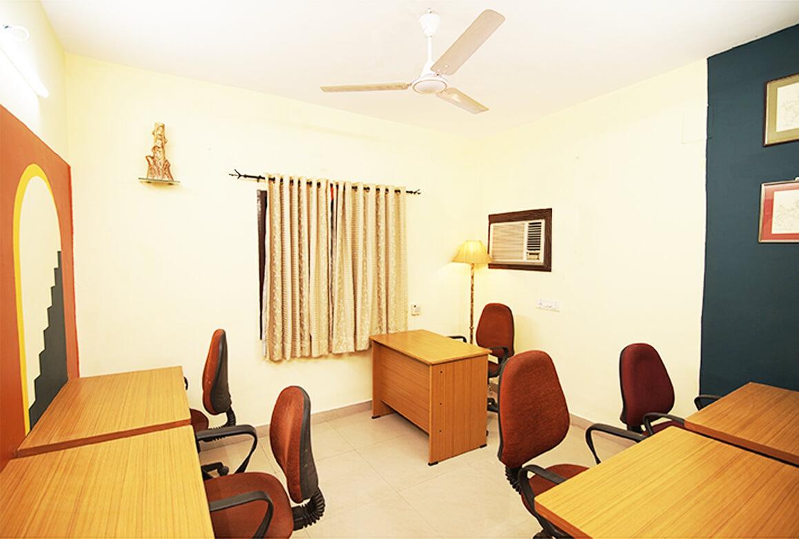 Bonhomie Coworks Vasudevan Nagar| Bookofficenow