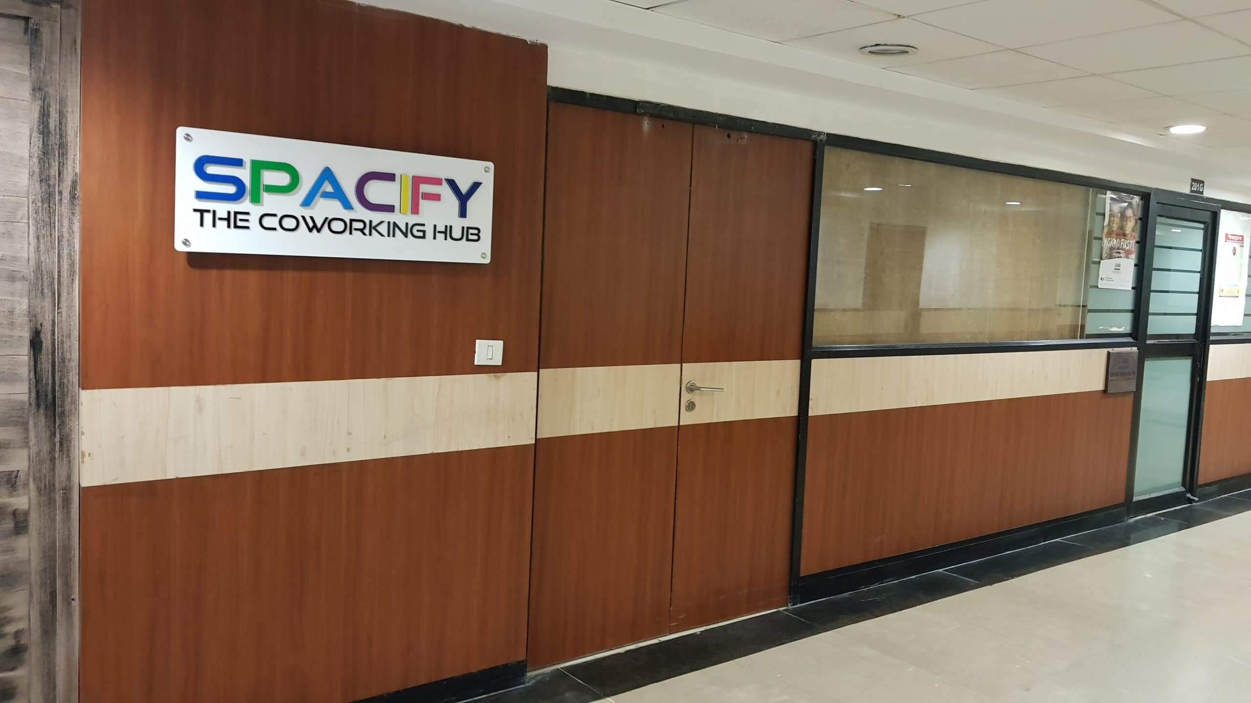 Spacify coworking Hub Sector 21| Bookofficenow