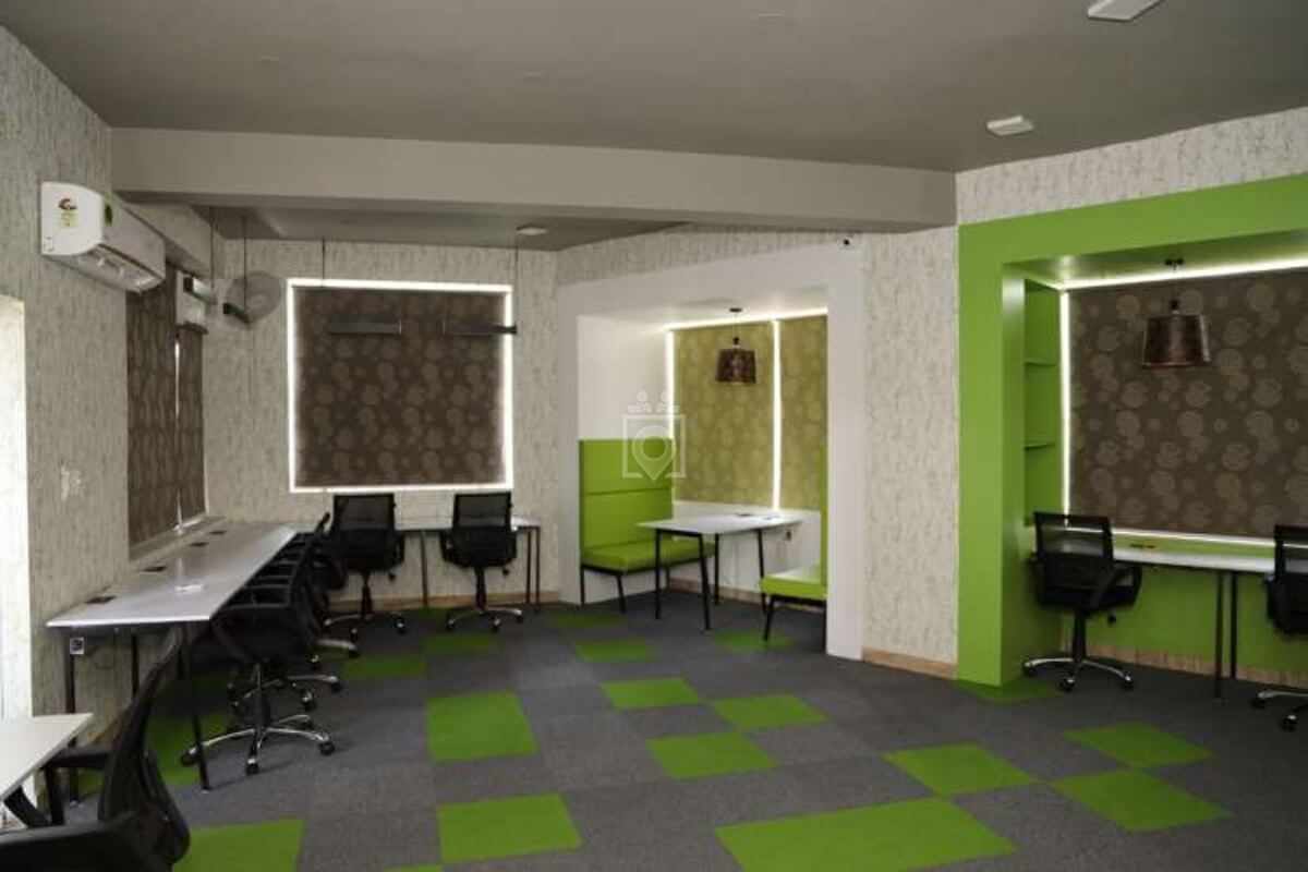 The Worknot Shyam Nagar| Bookofficenow