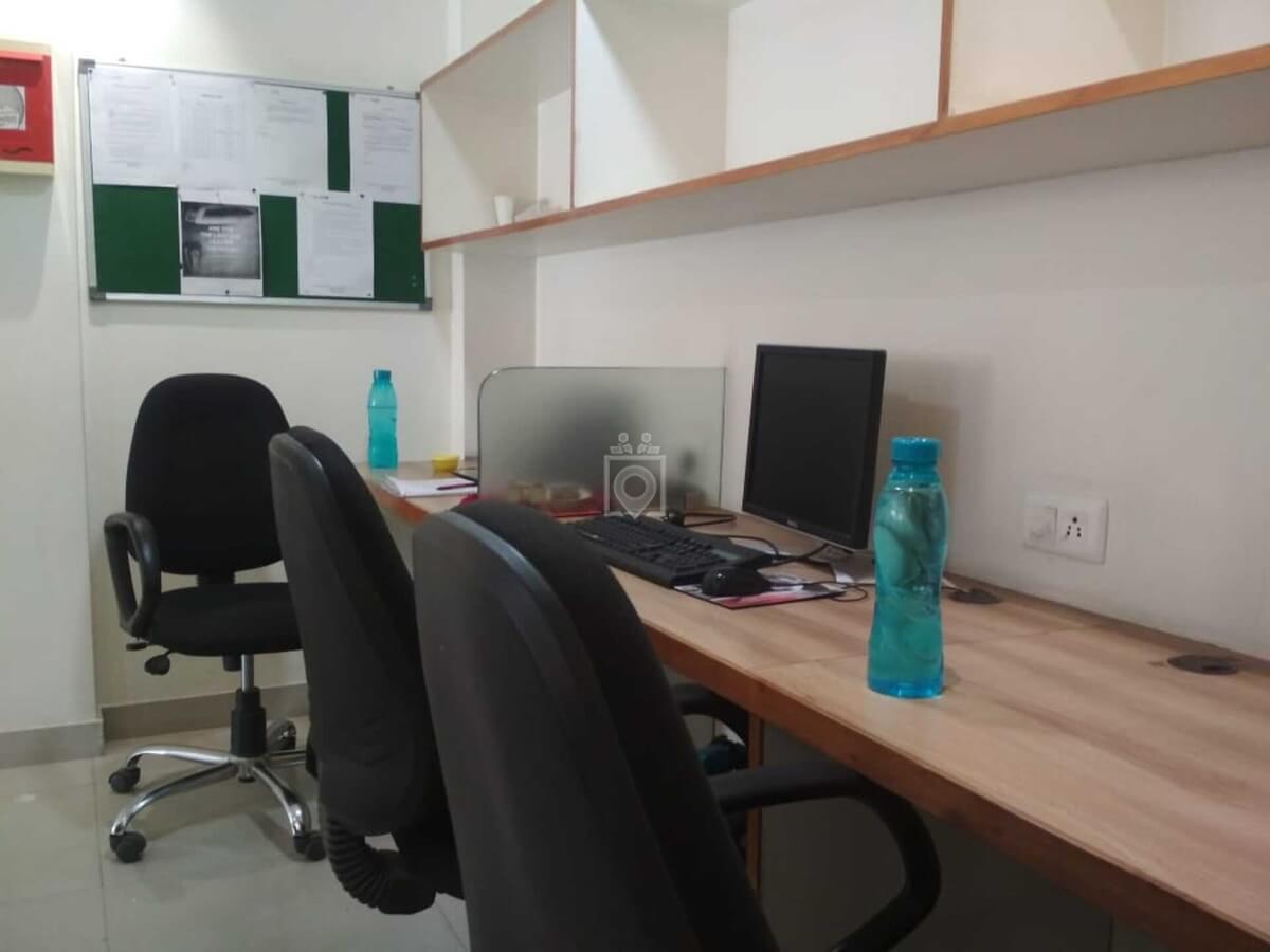 ACS Cowork Office Vaishali Nagar| Bookofficenow