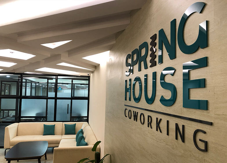 SpringHouse Golf Course Extension Road| Bookofficenow