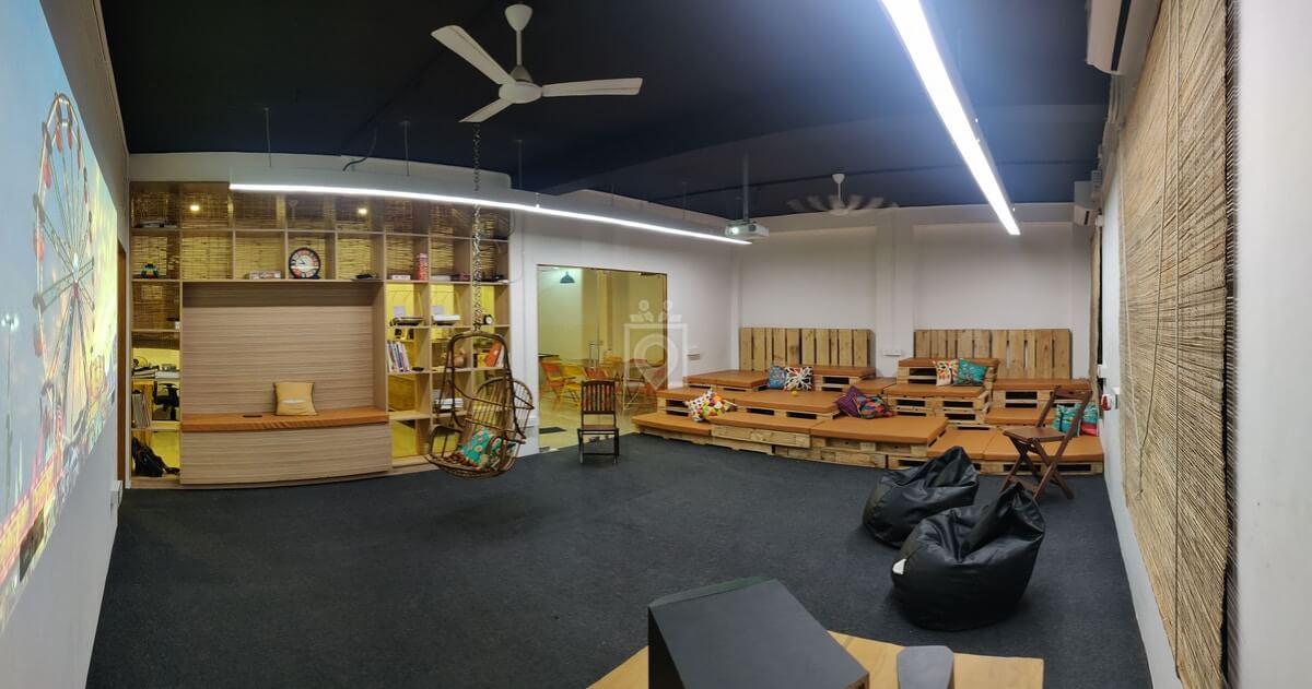4 spaces K. K. Nagar| Bookofficenow