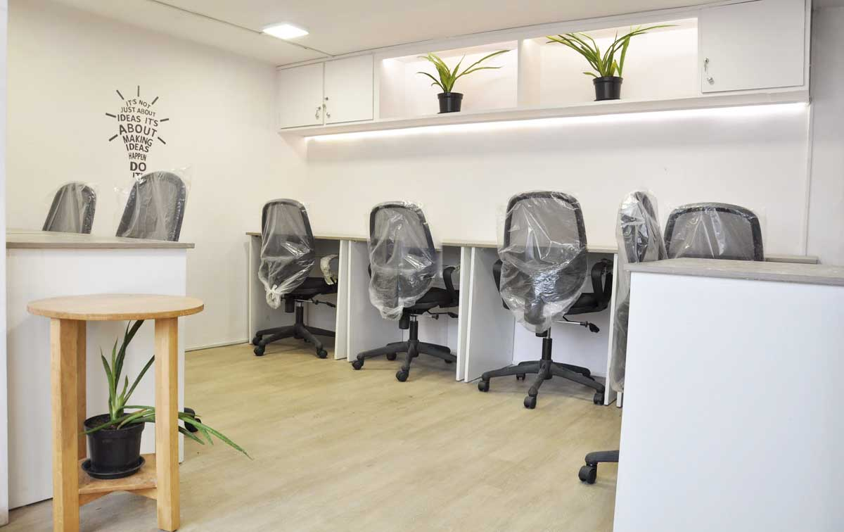 Work Villa Powered By OYO Workspaces (Anna Salai)| Bookofficenow