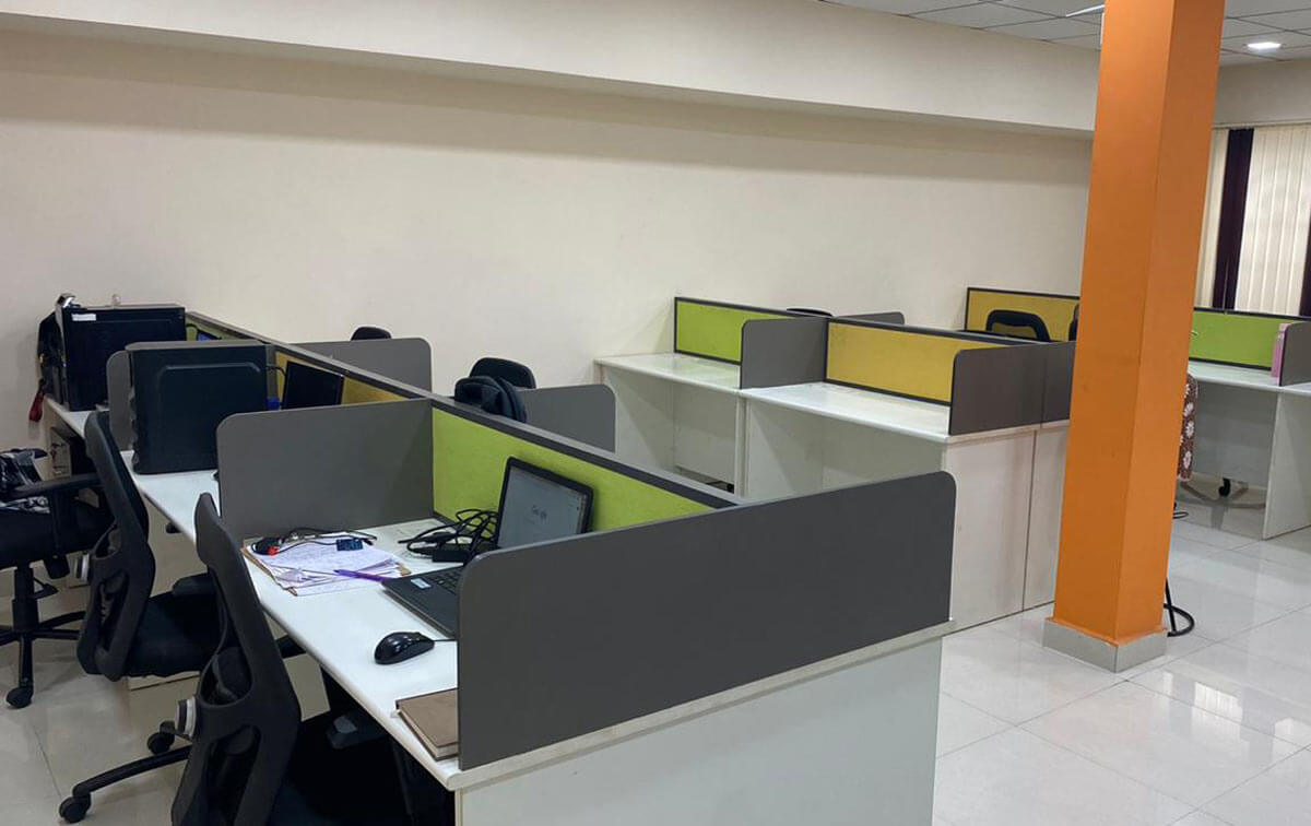 CPJK Workspace  Vadapalani| Bookofficenow