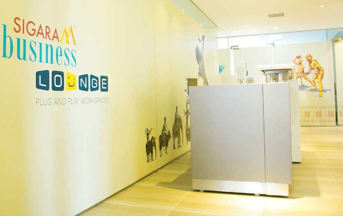 Sigaram Business Lounge  Vadapalani  Bookofficenow
