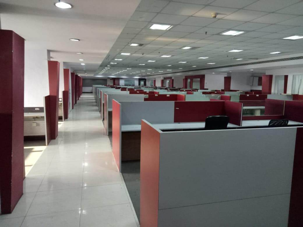 QO spaces Lucknow| Bookofficenow