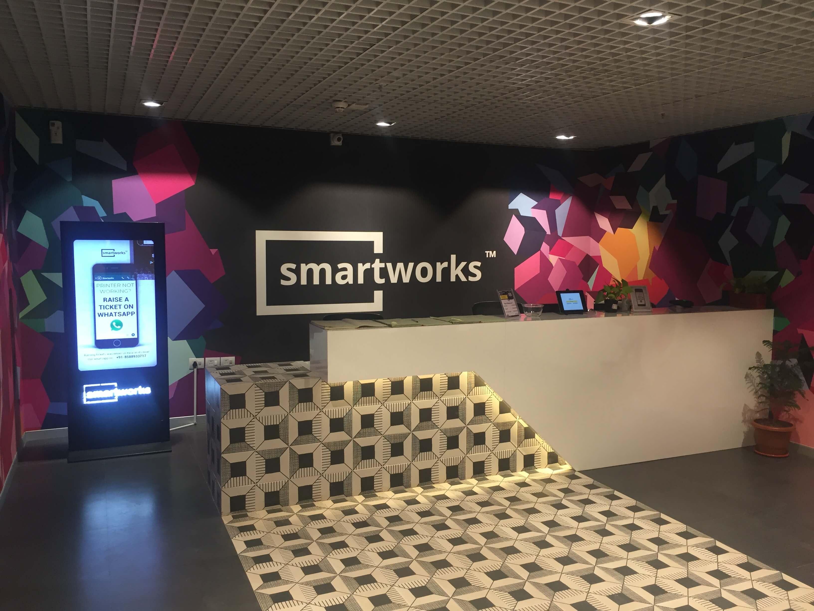 Smartworks Kondapur| Bookofficenow