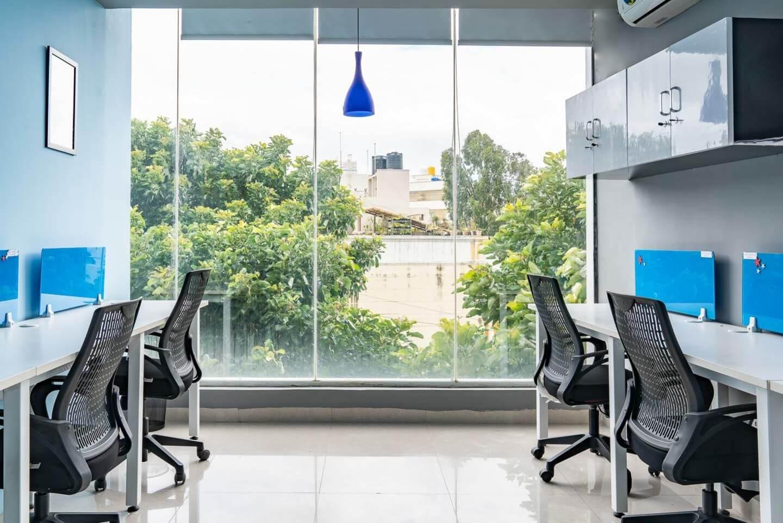 Inspire Workplace Marathahalli  Bookofficenow