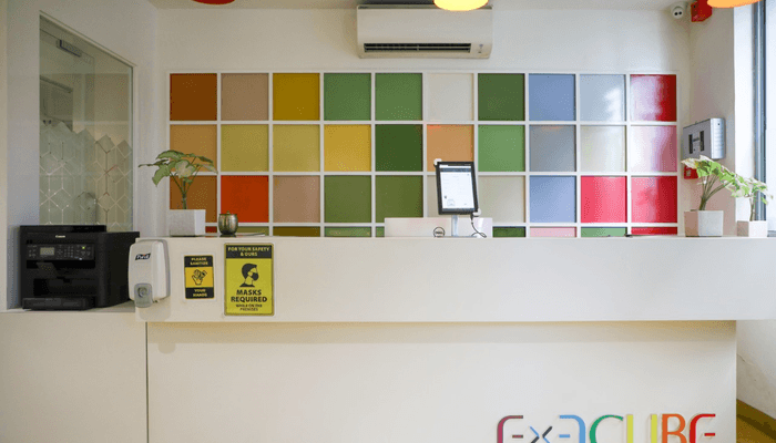 Execube Cowork Sector 4| Bookofficenow
