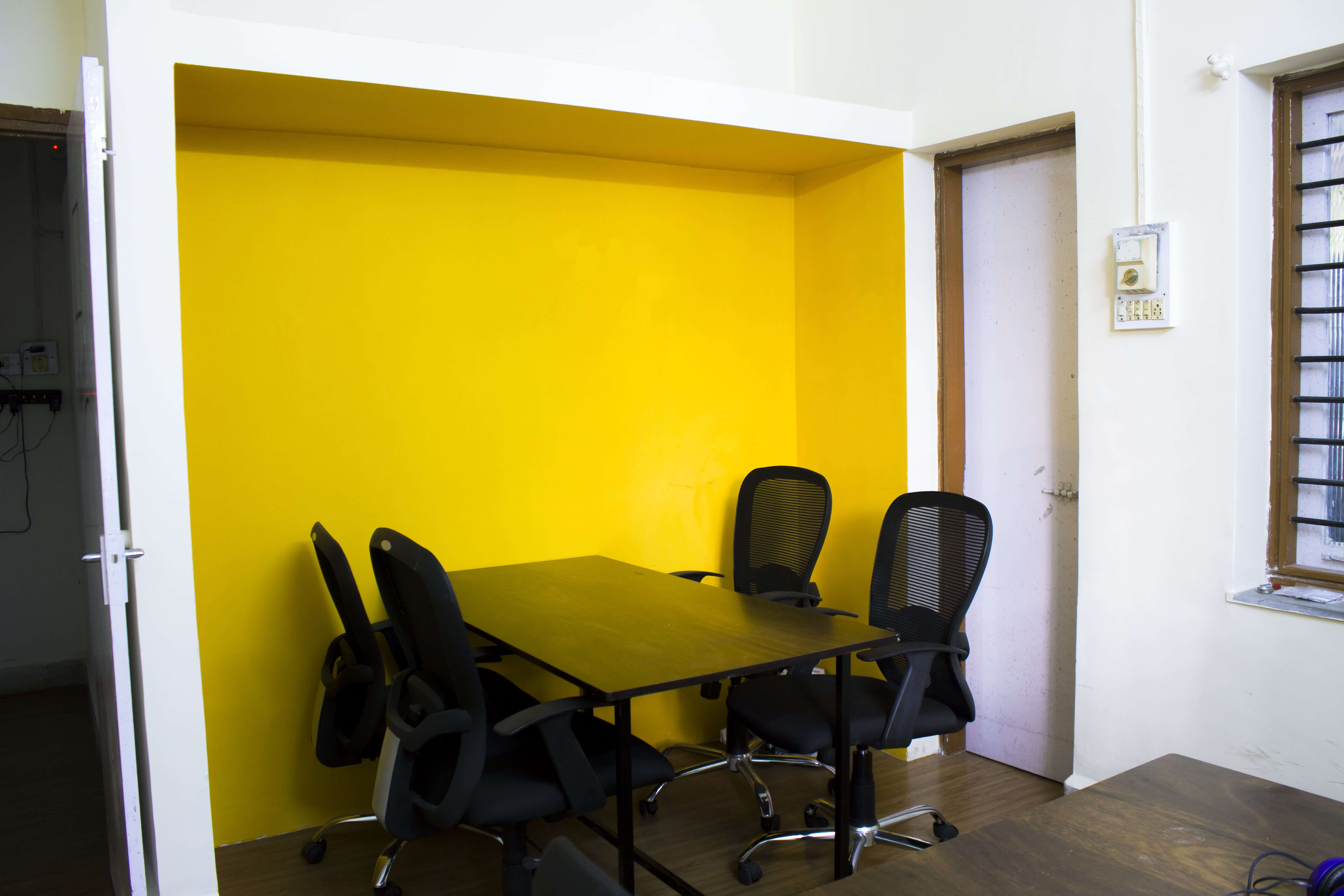 Launch Space| Bookofficenow