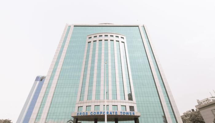 Regus - Eros Corporate Tower| Bookofficenow