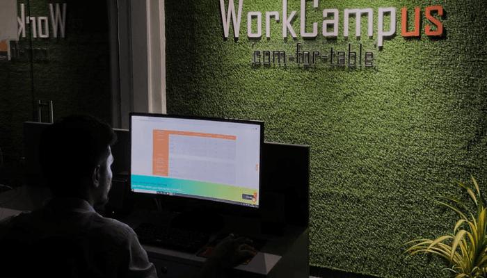Workcampus -  Kandivali| Bookofficenow