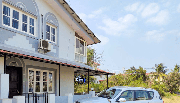 The Cove Goa| Bookofficenow