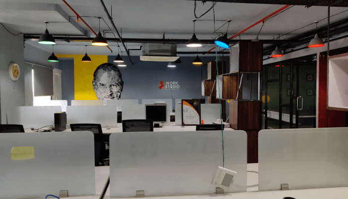 Work Studio - Indore  Bookofficenow