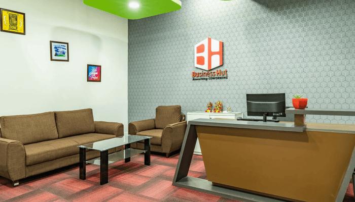 Business Hut - Janardhan Towers| Bookofficenow