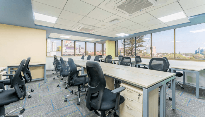 Trend India - HM Towers| Bookofficenow
