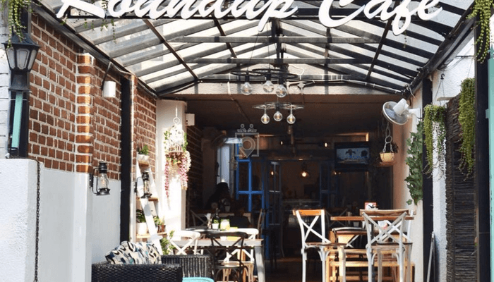 Roundup Cafe & Coworking