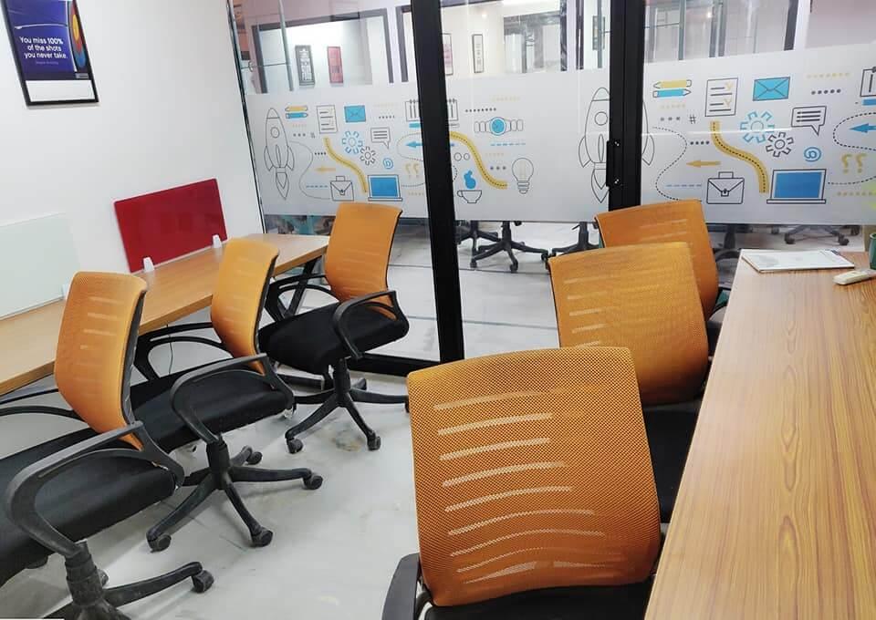 WORKINGDOM OFFICE SOLUTIONS PVT LTD