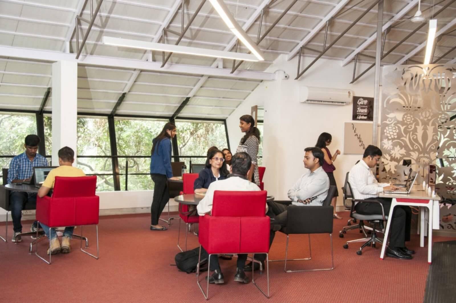 Evoma Coworking space