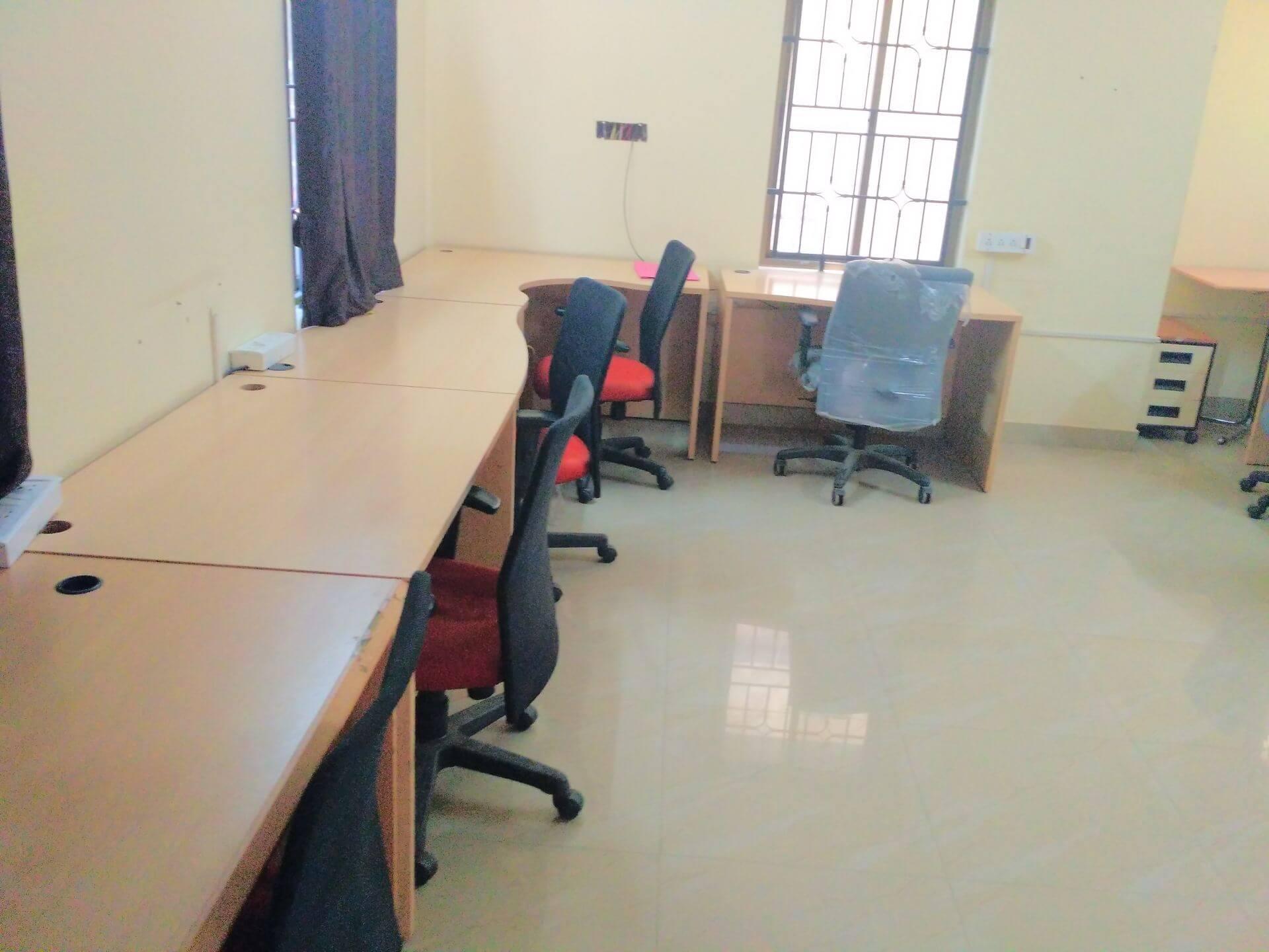 Space-n-desk  Marathahalli
