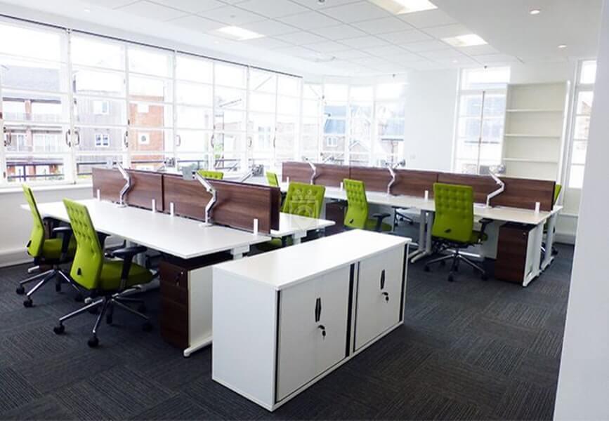Muse Hub Coworking space