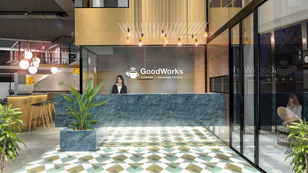 GoodWorks Nandi Durga Road Extension