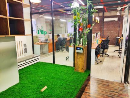 NeperLabs Co-Work