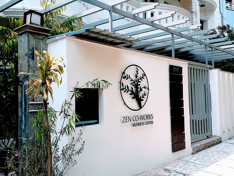 Zen Business Center D Block Defence Colony