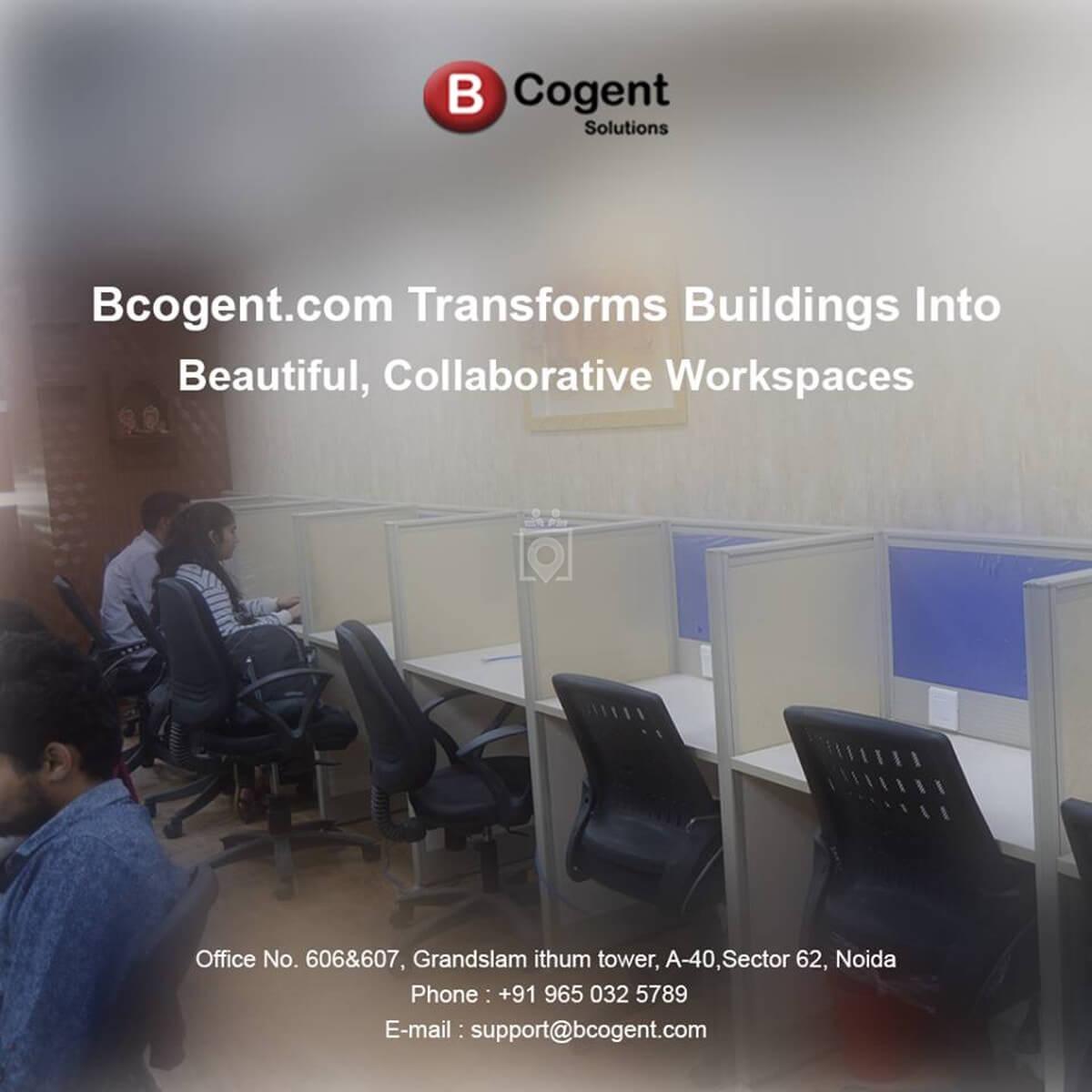 B Cogent Sector 62