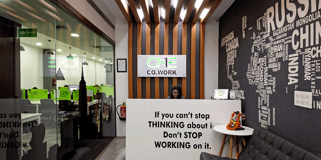 One Co.Work Connaught Place