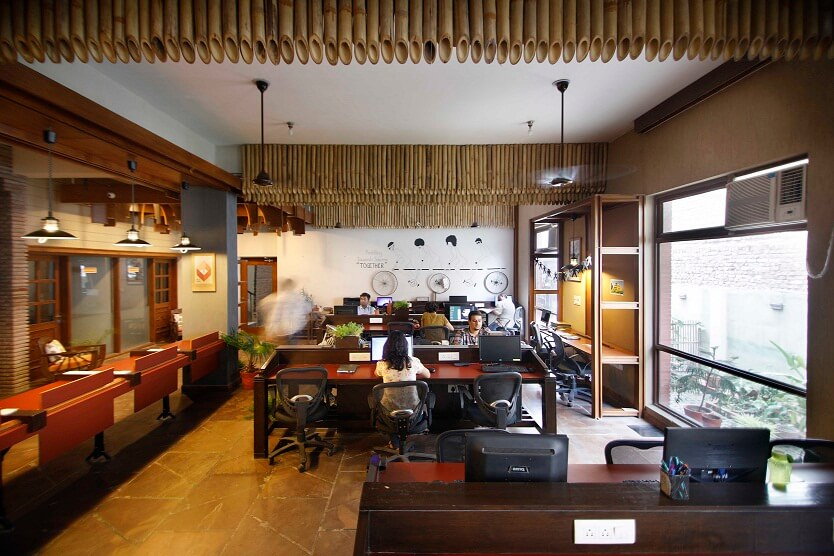 Unboxed Coworking Space