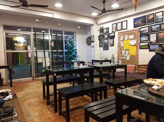 FRYDE CAFE Belghoria