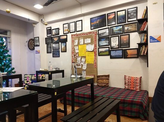 FRYDE CAFE