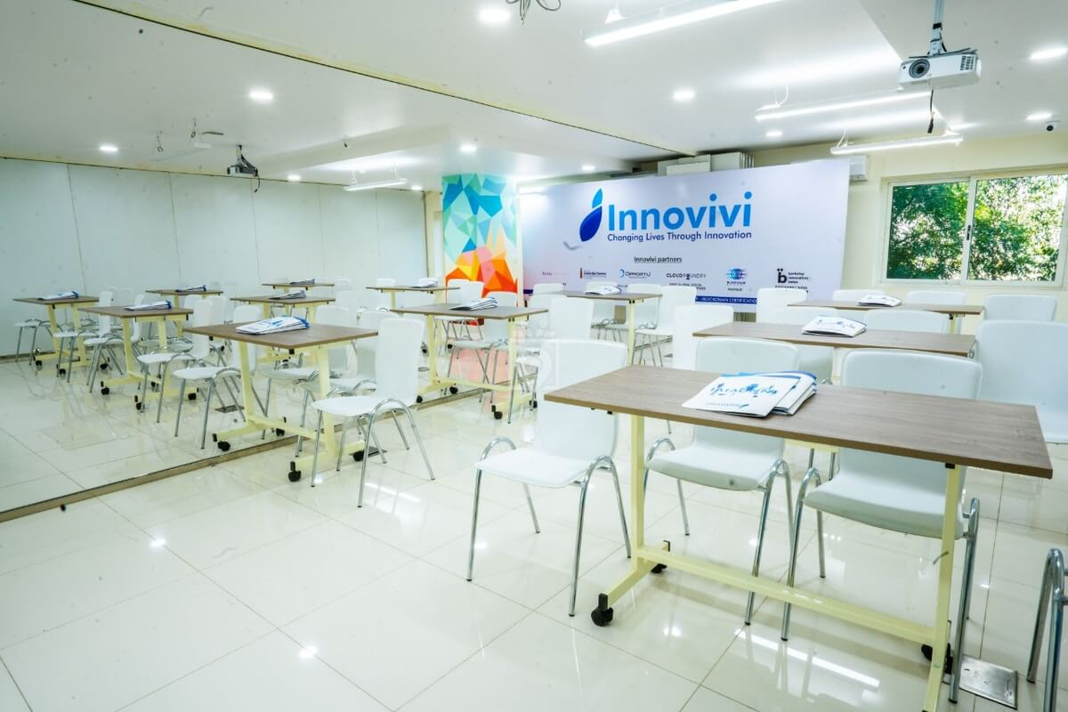 Innovivi centre of excellence