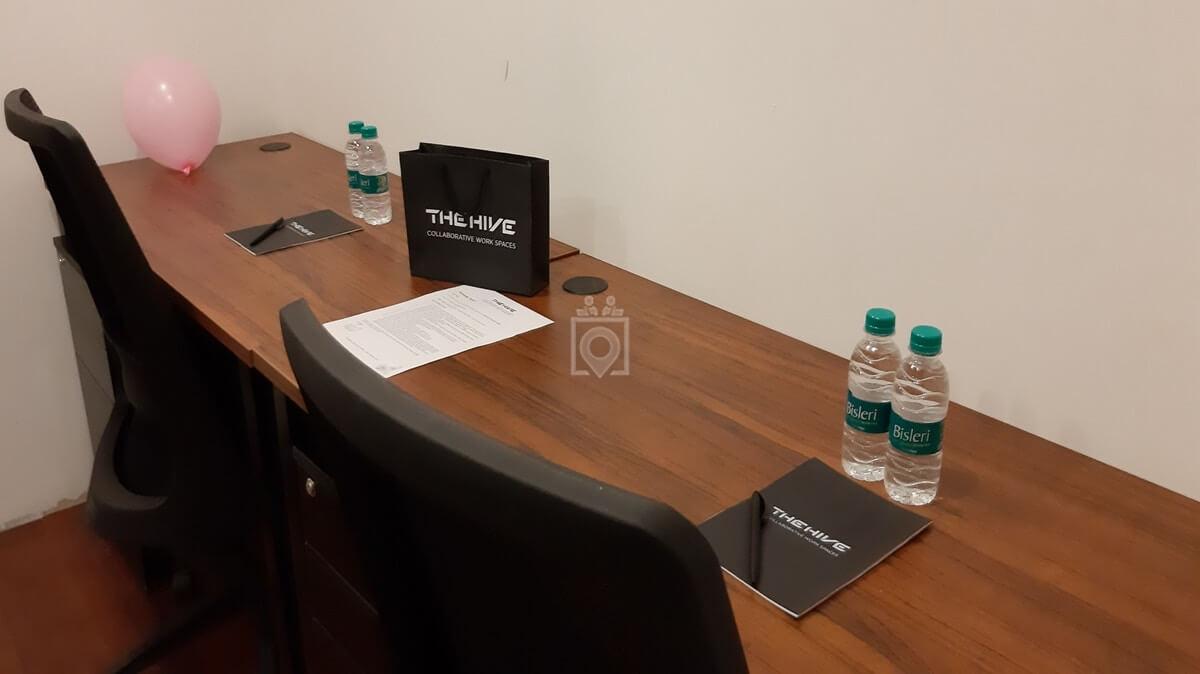 The Hive Collaborative Workspaces Nanakaramguda