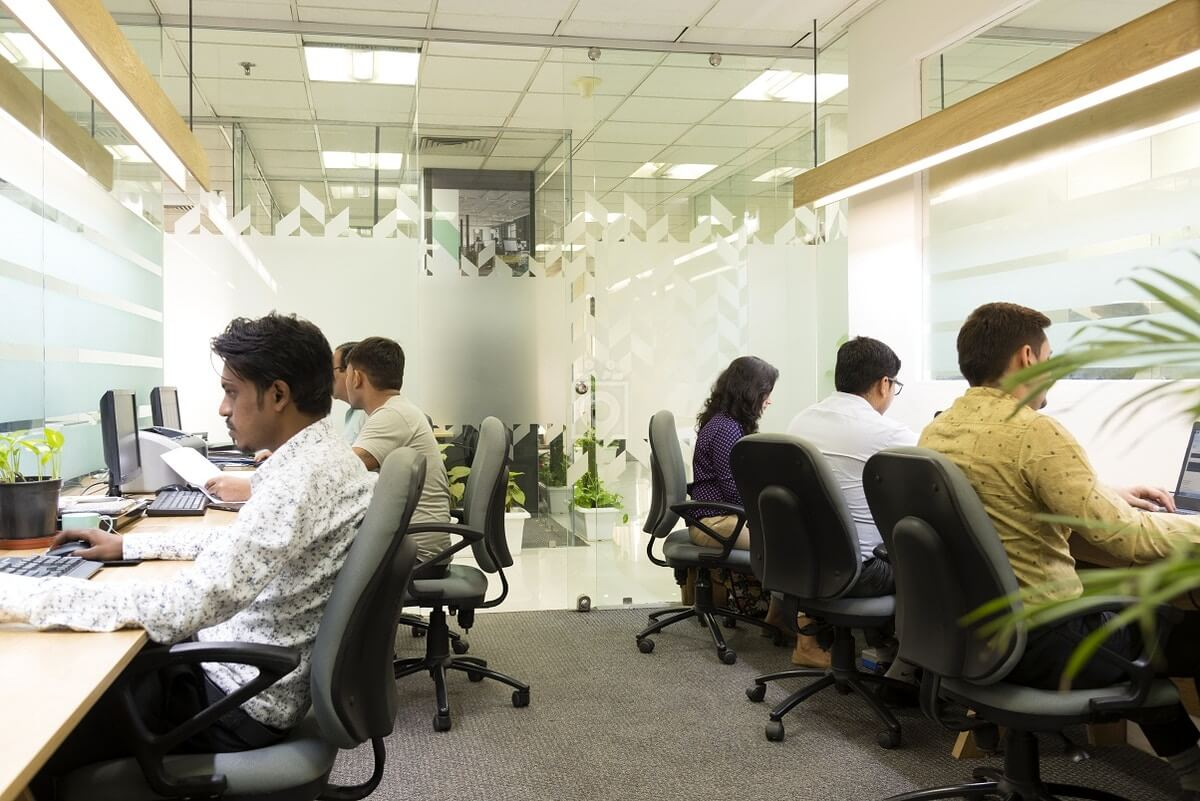 Serenia Coworking Spaces Sector 127