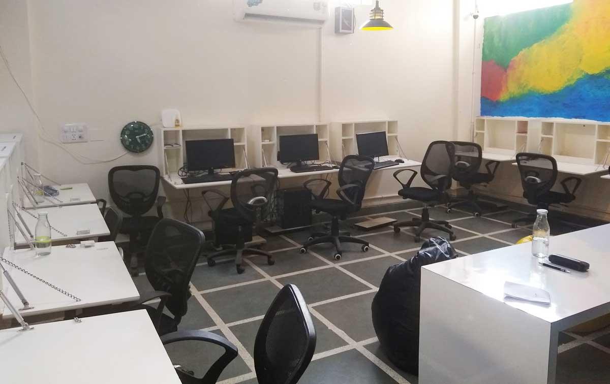 Wotta Workspace Sahibzada Ajit Singh Nagar