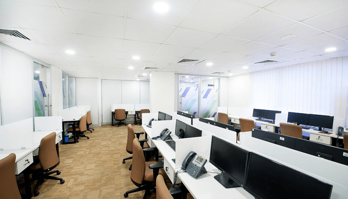 Novel Office MG Road Bengaluru