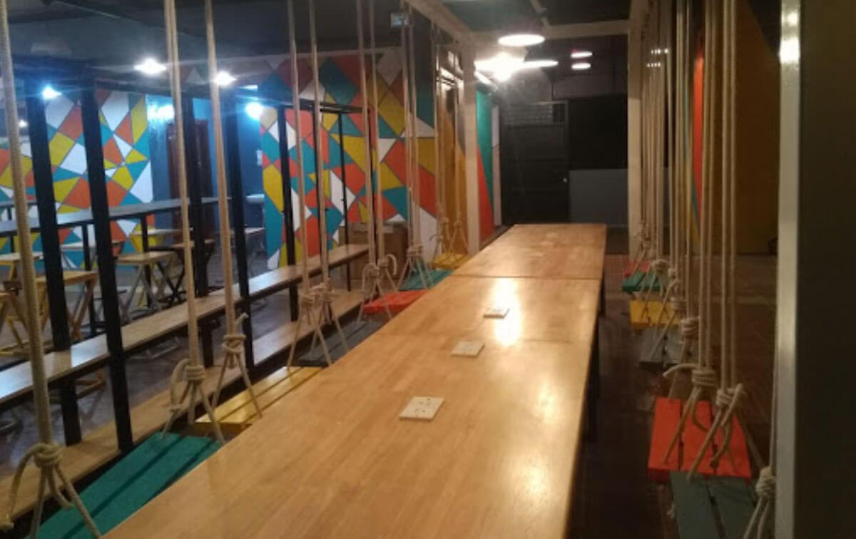 Hustlehub Revannas Building HSR Layout