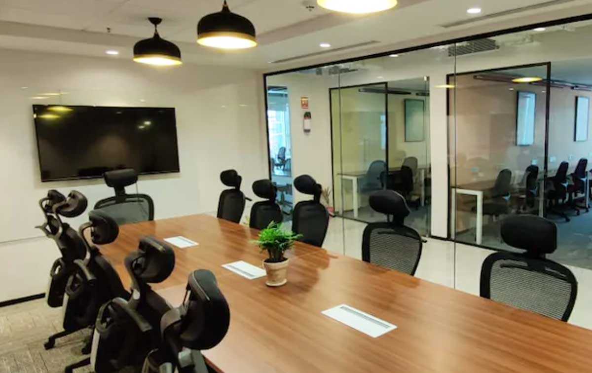 Ranka Junction Powered By OYO Workspaces