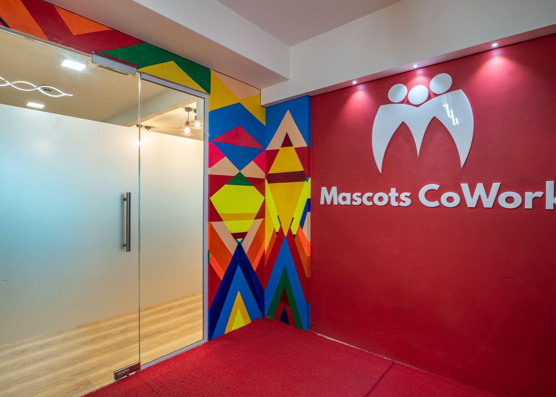 Mascots CoWork Scindia Society