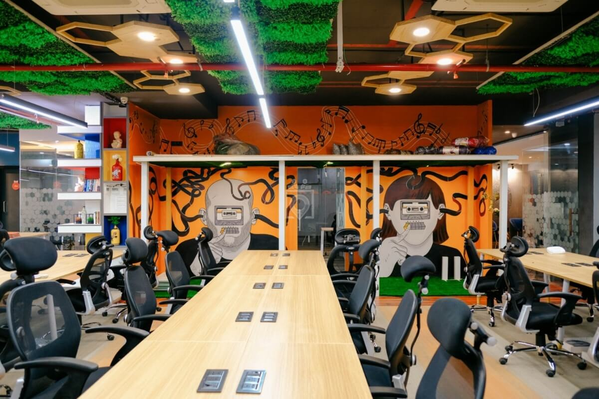 Workie- C21 Business Park