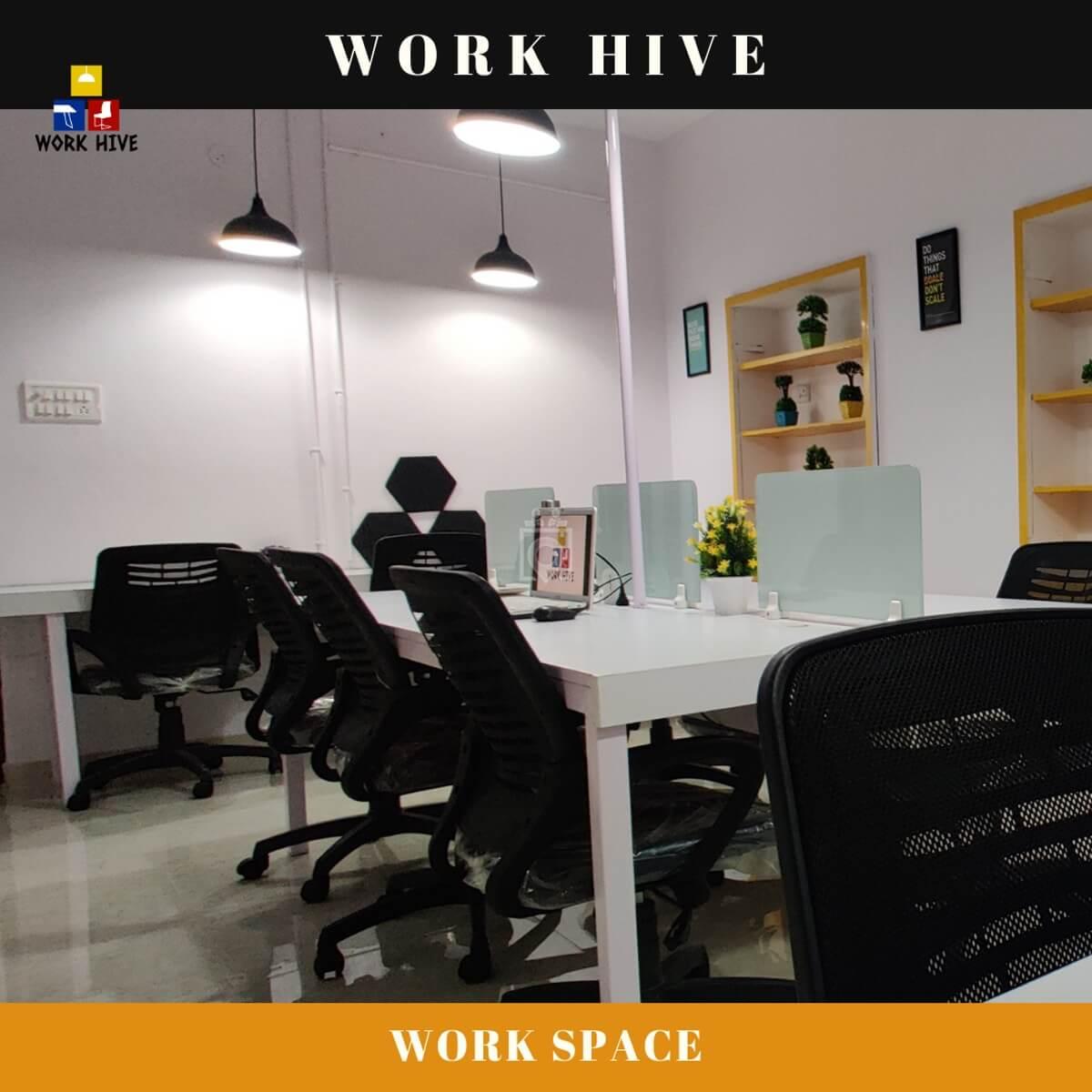 WORK HIVE Vaishali Nagar