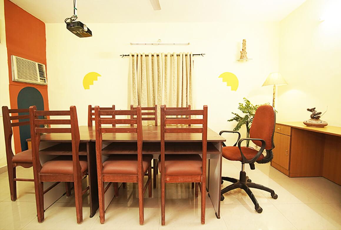 Bonhomie Coworks Vasudevan Nagar