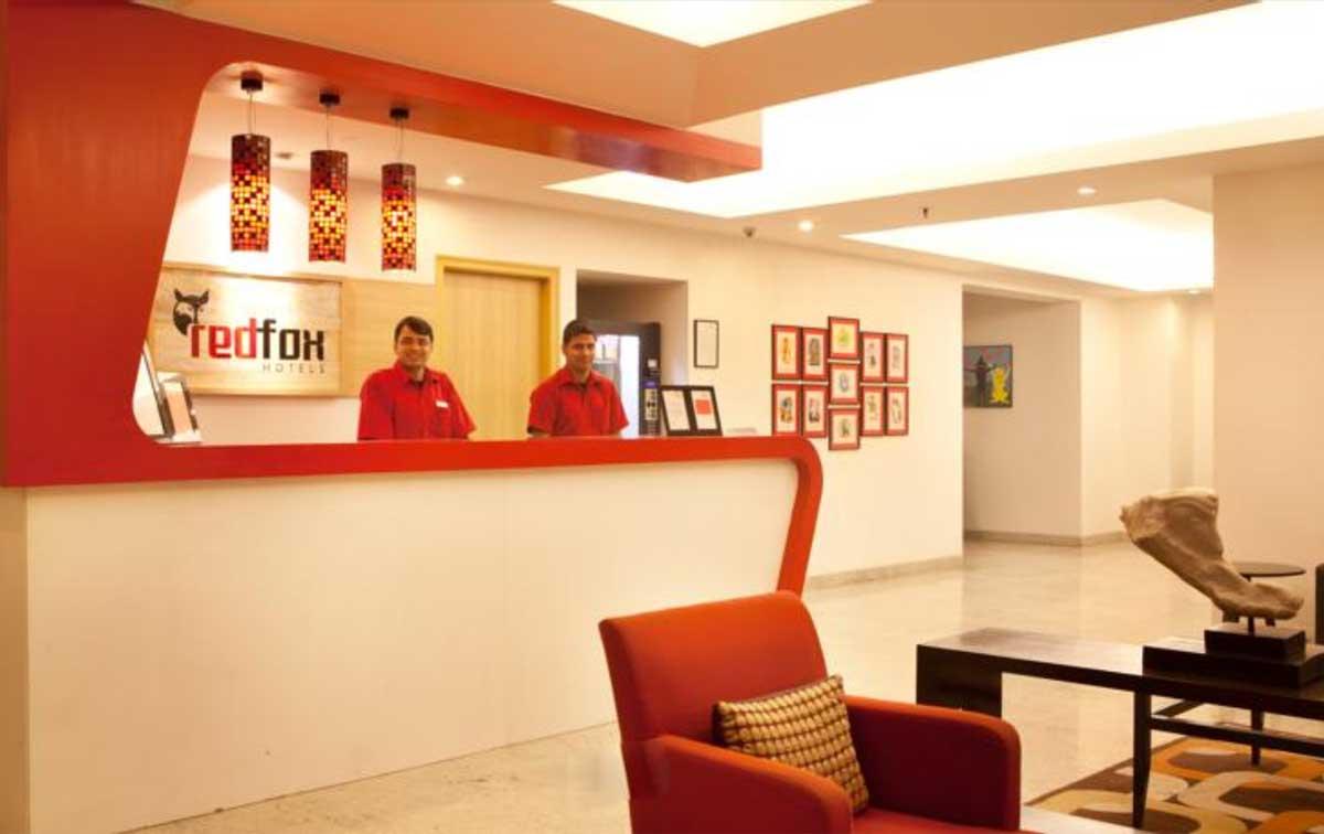 Red Fox Hotel  Bajaj Nagar