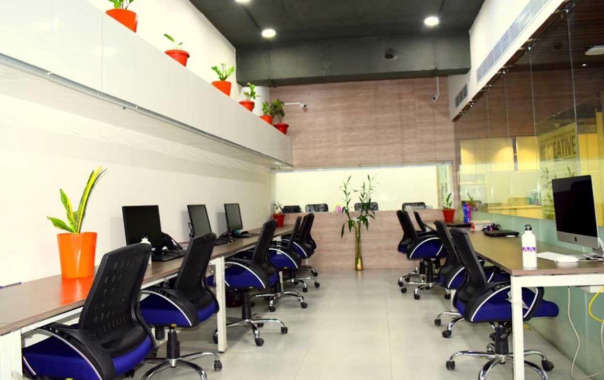 Qbicle Chase Tower Rajiv Vihar Colony