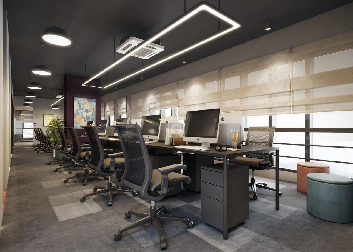Karma Workspaces Bodakdev