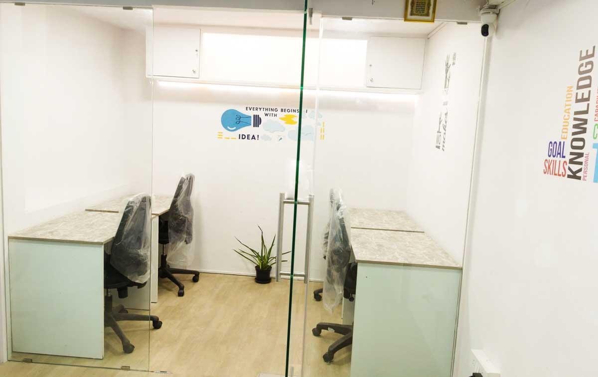 Work Villa Powered By OYO Workspaces (Anna Salai)