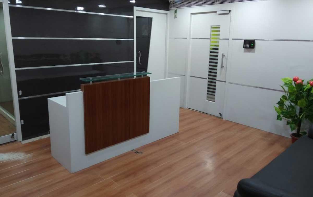 Vsion Tech Park  Anna Salai